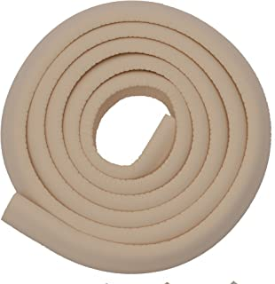 Store2508 Child Safety Strip Cushion with Strong Fibreglass Tape for Baby Safety Child Proofing (Ivory)