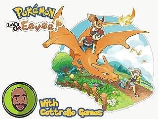 Pokemon Let's Go Eevee Playthrough with Cottrello Games