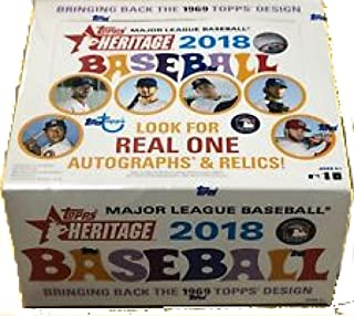 2014 topps heritage box