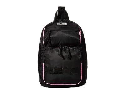 Vans Spacer Bag (Black/Fuchsia/Pink) Backpack Bags