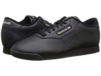 Reebok Lifestyle Princess (Black) Women