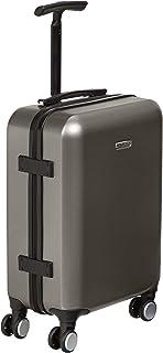 حقيبة امتعة معدنية بهيكل صلب وعجلات مع قفل داخلي يمكن لوكالة سلامة النقل فتحة مقاس 22 انش، من أمازون بيسكس
