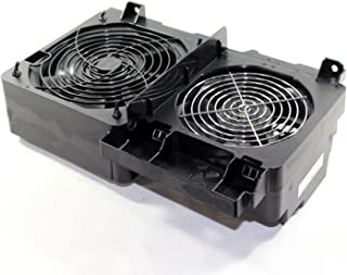 Genuine DELL Dual Front Fan Assembly For the Precision Workstation 690 and T7400 Systems Part Number: WN845, MM089, CD673, DG168, YC653, KC257, NJ870, AFC1212DE, AFC1512DG, B35502-35, DA15050B12H, TA450DC