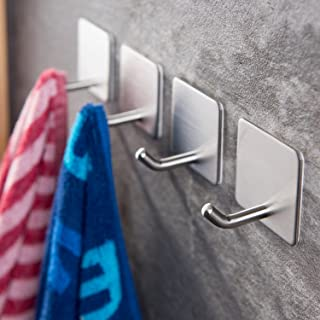Adhesive Hooks For Hanging