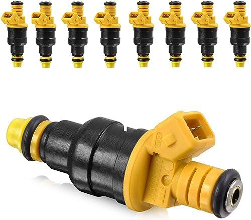 wholesale Pack-8 Fuel Injectors, online sale Automotive Replacement Fuel Injectors online Set Replace 0280150556 0280150943 Save Fuel Usage online sale