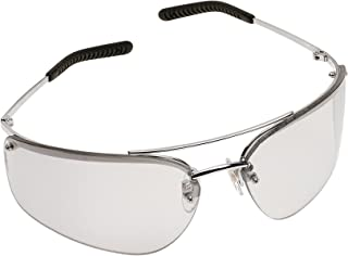 3M Metaliks Metal Frame Safety Glasses with Mirror