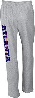 Atlanta Freddie Falcon Big Boys Sport Cotton Jogger Pants Stretch Active Basic Sweatpants