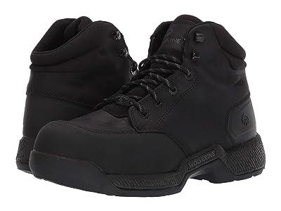 Wolverine Carom CarbonMAX 6 Work Boot (Black) Men