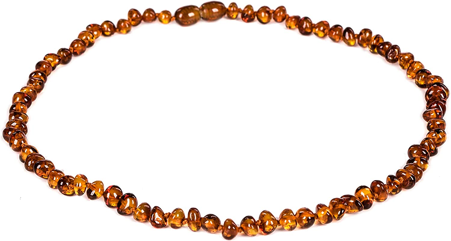AMBERAGE Natural Baltic Fashionable Amber Necklaces for fr Made Max 55% OFF Hand Women -
