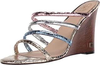 GUESS Men's Gwfrany2 Heeled Sandal