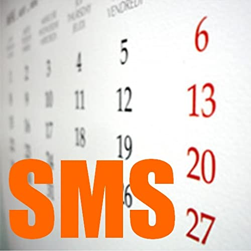 SMS Calendar Reminder: Automatic event reminders via SMS