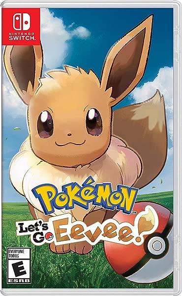Pokemon Let S Go Eevee