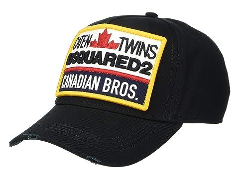 DSQUARED2 Caten Twins Baseball Cap