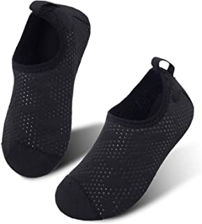 [L-RUNJP] 子供用ウォーターシューズ ビーチサンダル マリンシューズ 水陸両用 速乾 アクアシューズ シュノーケリングシューズ 携帯便利 海水浴靴 滑り止め