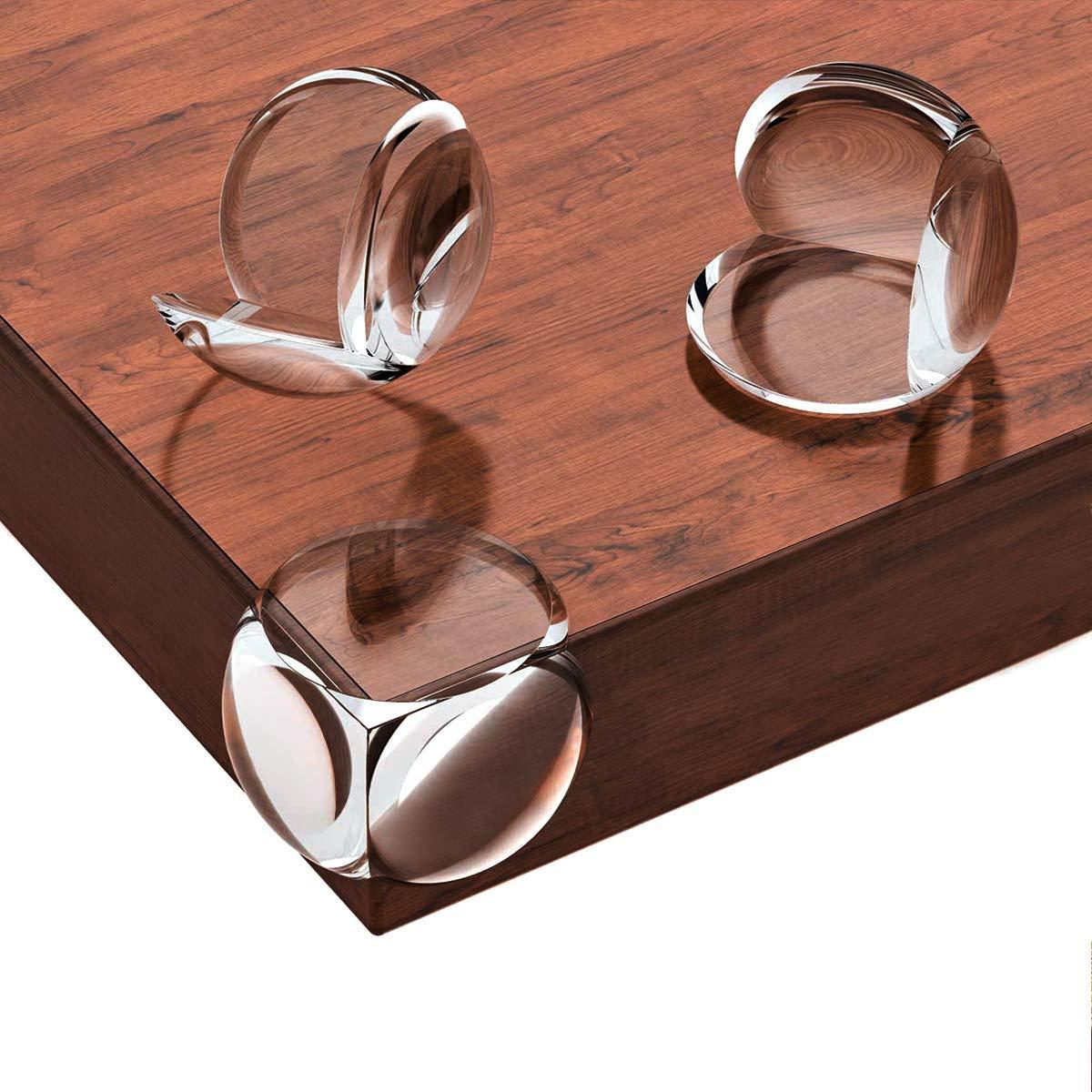 for Transparent Table Stool Corner Anti-Collision Corner Baby Protective Equipment Children Thickened Table Corner Protection Corner