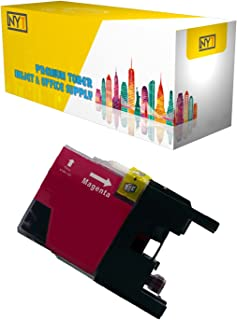 New York Toner New Compatible 1 Pack LC79 M High Yield Inkjet For Brother MFC MultiFunction Printers : MFC-J5910DW | MFC-J6510DW | MFC-J6710DW | MFC-J6910DW . -- Magenta