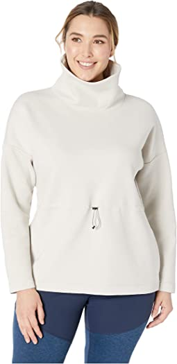 Therma Flex Cowl Long Sleeve Pullover