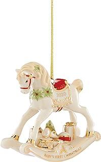 Best Lenox 2020 Rocking Horse Ornament, 0.45 LB, Multi Review