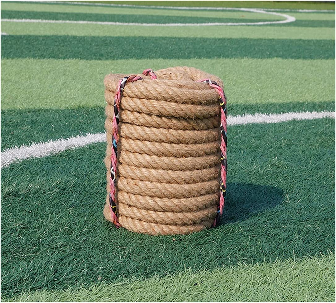 At the price of surprise Natural Overseas parallel import regular item Jute Rope Twine Boat Thick Nautical 16mm
