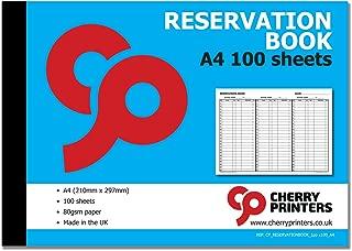 Cherry reserva libro A4100páginas, 80g/m²