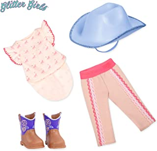 Glitter Girls by Battat - Riding at Its Best! Equestrian Outfit -14