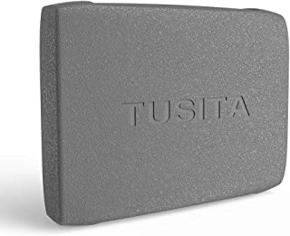 TUSITA Case for Lowrance Elite 5 HDI, Mark 5, Hook 5 - Silicone Protective Cover - Fishfinder GPS Accessories
