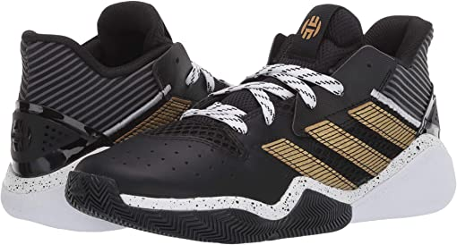 Core Black/Gold Metallic/Footwear White