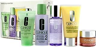 Clinique Exclusive Set: DDML Plus 50ml + All About Eyes 15ml + Liquid Soap 30ml + Clarifying Lotion #2 60ml + Makeup Remover 50ml 5pcs