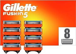 Gillette Fusion5 Scheermesjes Voor Mannen, 8 Stuks