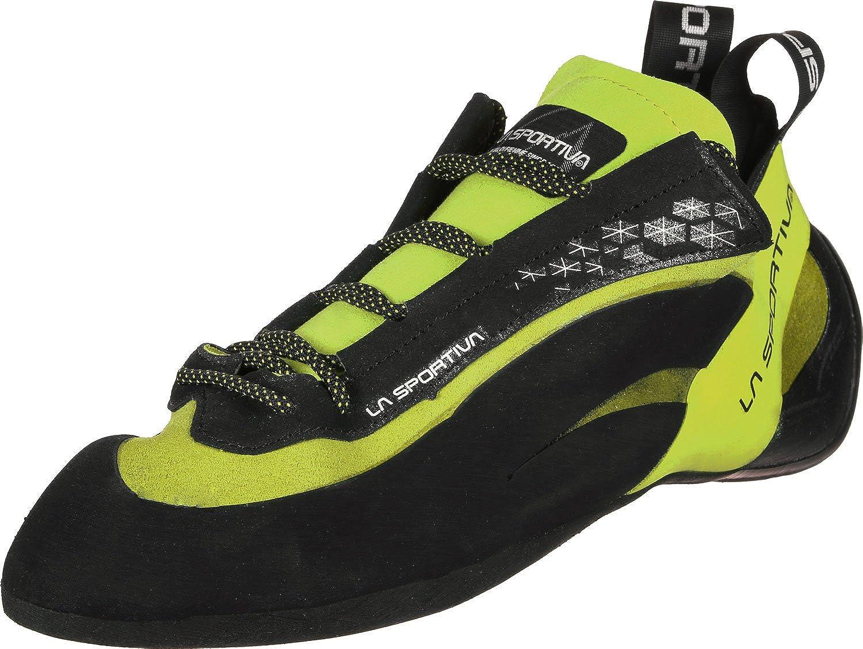 La Sportiva Miura Lime, Zapatillas de Escalada Unisex niños