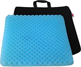 Amazon.com: FOMI Premium Firm All Gel Orthopedic Seat ...