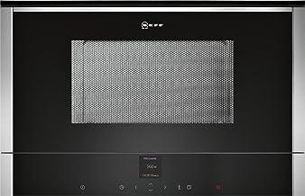 Neff C17WR01N0 - Microondas (1220W, 220-240V, 50/60 Hz, 59,4 cm, 32 cm, 38,2 cm) Acero inoxidable