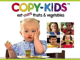 Copy-Kids: Eat Fruits & Vegetables