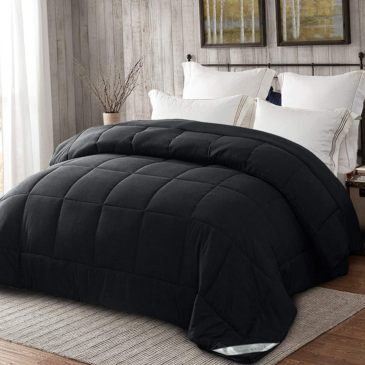 Exclusivo Popularity Mezcla King Size Boston Mall Down Du Alternative Quilted Comforter