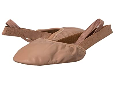 Capezio Turning Pointe 55 (Dark Suntan) Women
