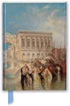 Tate: Venice, the Bridge of Sighs by J.M.W. Turner (Foiled Journal) (Flame Tree Notebooks)