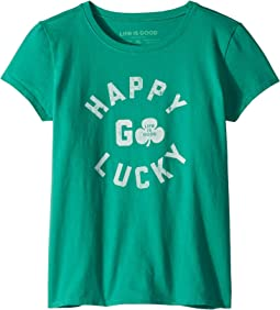 Happy Go Lucky Crusher™ Tee (Little Kids/Big Kids)