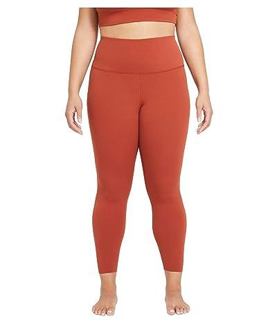 Nike Yoga Luxe 7/8 Tights (Size 1X-3X)