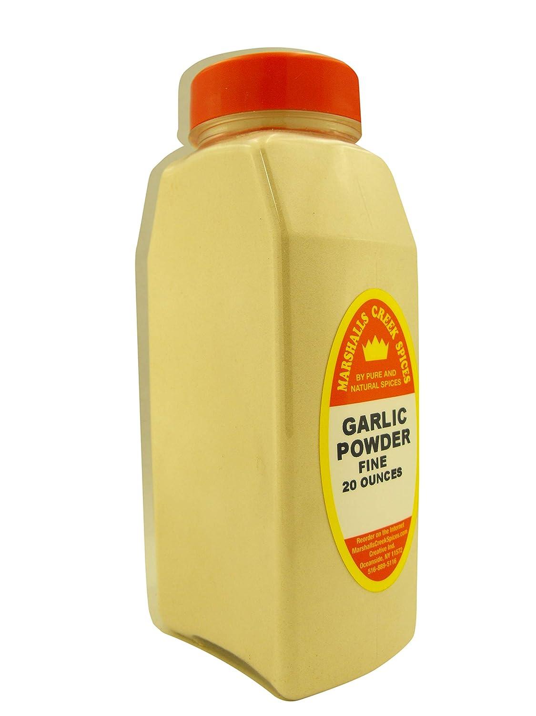 XL Size Marshalls Creek Spices Under blast sales Powder 20 Garlic Fine Seasoning 2021