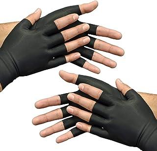 Medipaq® Anti-Artritis Gezondheid Therapie Handschoenen - 2 x Paar - Verhoogde Circulatie middels Gecontroleerde Compressie - Kies uit Medium of Groot