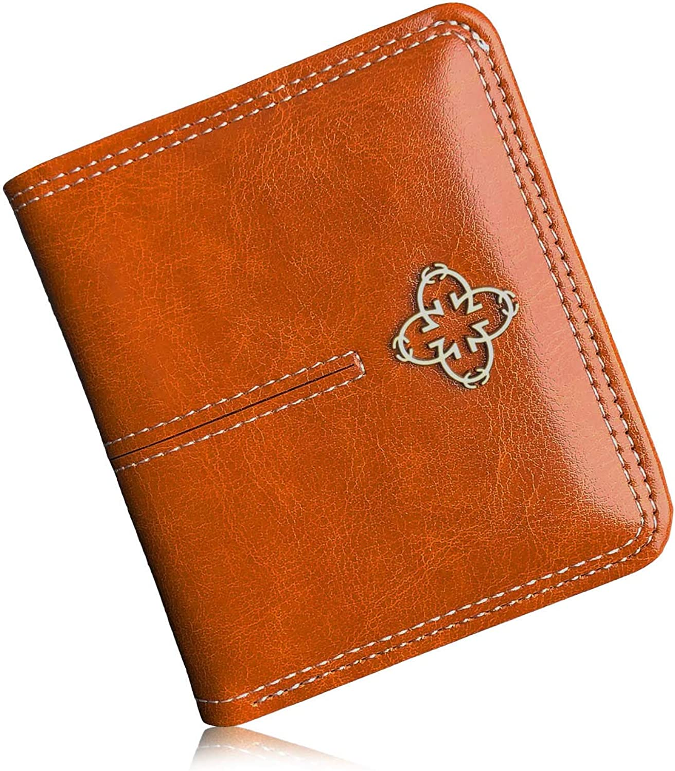 TOPKULL Womens Super sale Wallet Small Compact Pocket Leather Fashionable Bifold