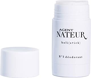 Agent Nateur Holi (Stick) N3 Natural Organic Deodorant for Women Men