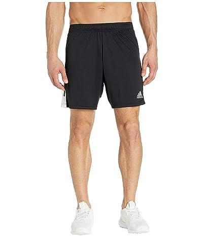 adidas Tastigo 19 Shorts (Black/White) Men