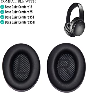 Oriolus Ear Pads Cushions for Bose Quietcomfort 35 ii QC35 ii 35 QC35 25 15 2 Headphones Ear Cushion for QC2 QC15 QC25 AE2...