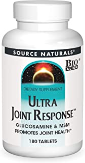 SOURCE NATURALS Ultra Joint Response Tablet, 180 Count