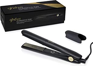 Ghd Gold Professional Styler Piastra professionale per capelli, Dual zone technology per prestazioni elevate, Temperatura ottimale di styling di 185°C
