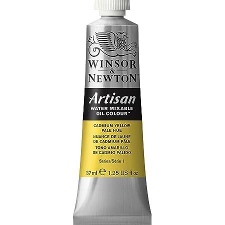 Winsor & Newton 1514119 Artisan - Olio da 37 ml, colore giallo cadmio chiaro