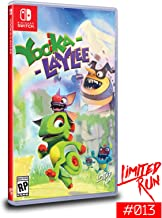 Yooka Laylee - Nintendo Switch (Limited Run Games Exclusive Cover)