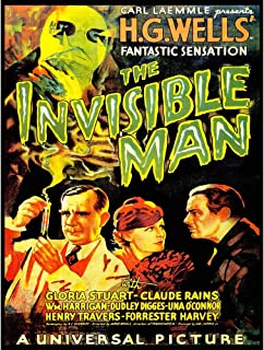 Best the invisible man movie poster Reviews