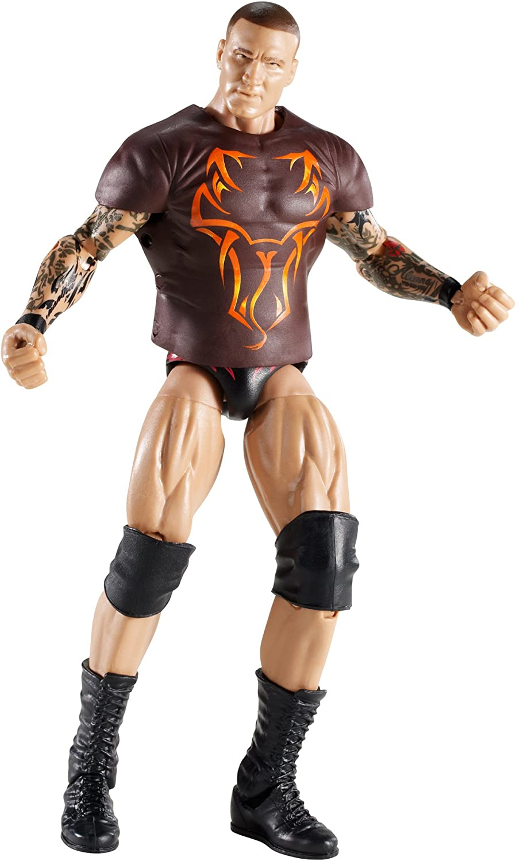 Mattel WWE Elite Collector Randy Orton Figur Serie 12